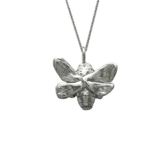 Image of Bee Necklace 3D