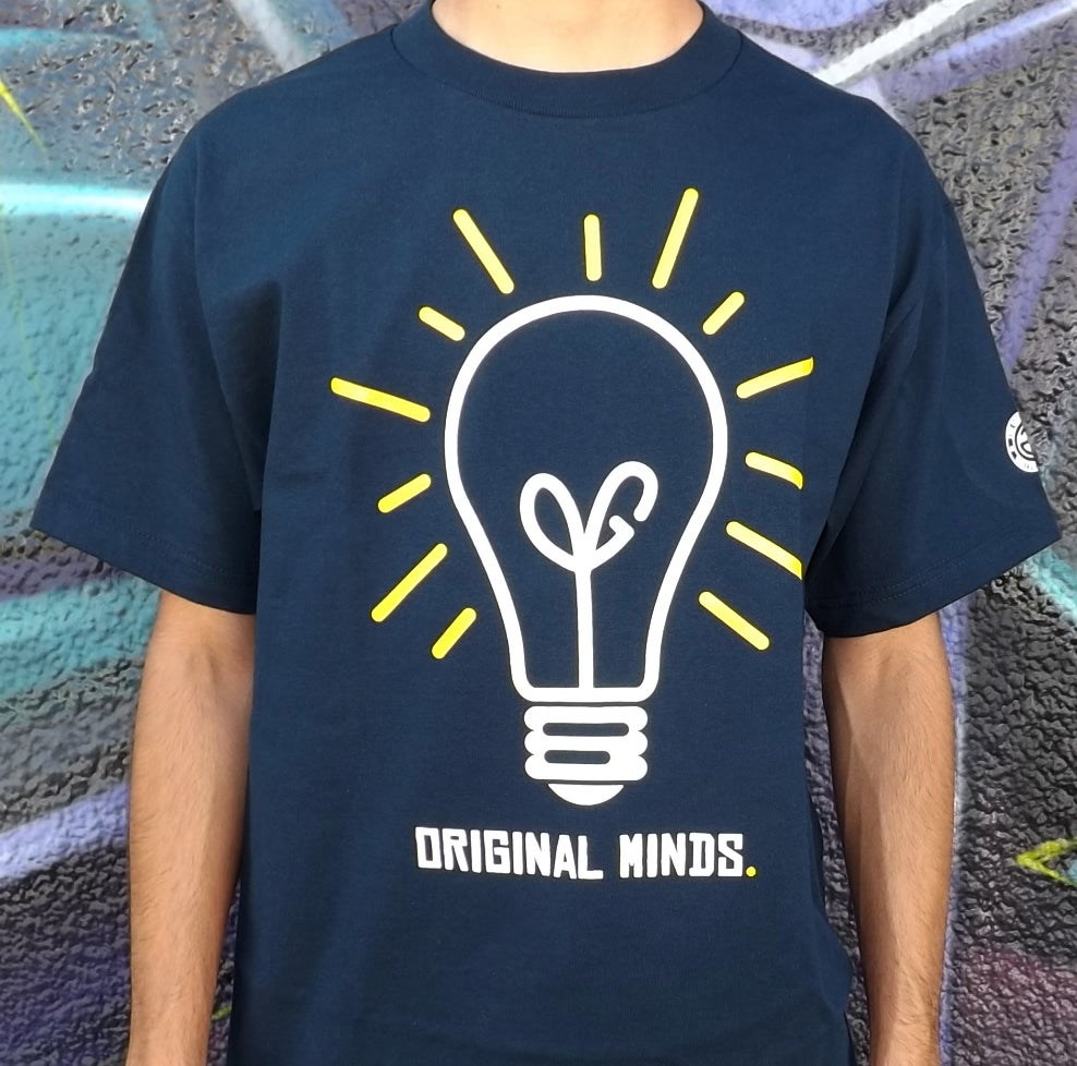 Image of ORIGINAL MINDS (NAVY)