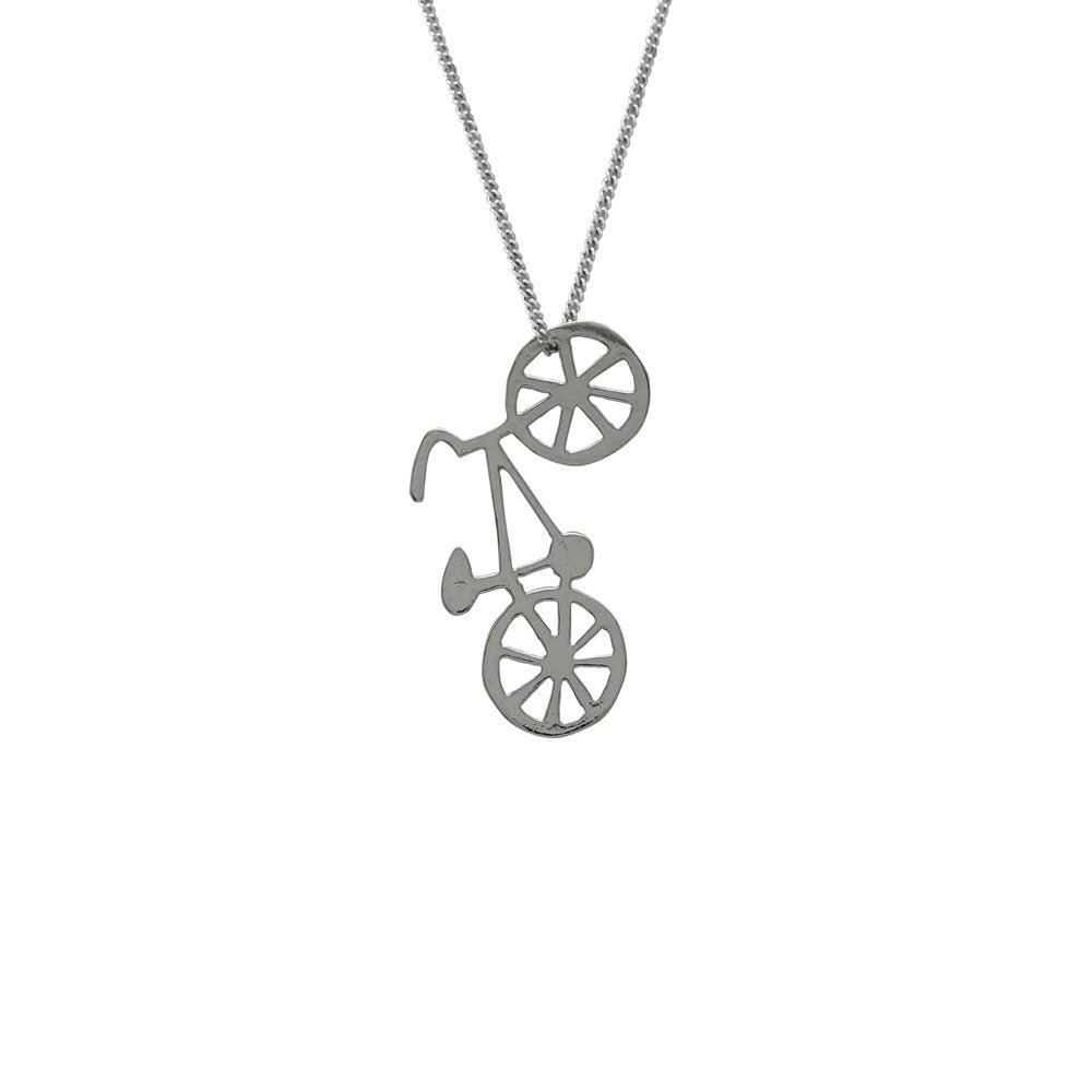 Image of Bike Necklace
