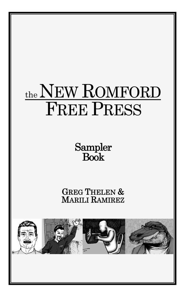Image of NRFP Sampler Book