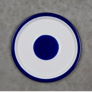 Image of Enamel Plate COBALT 20cm