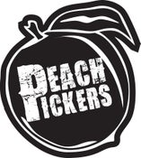 Image of Peach Pickers Sticker
