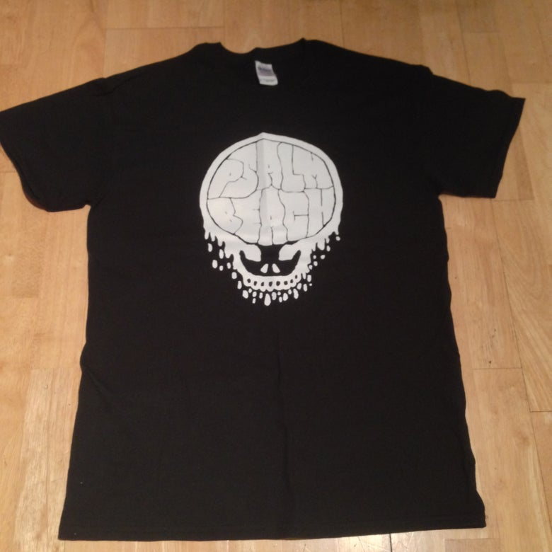 Image of Psalm Beach Brains T-Shirt Black