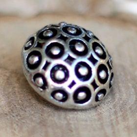 Image of Botón Metal Cúpula