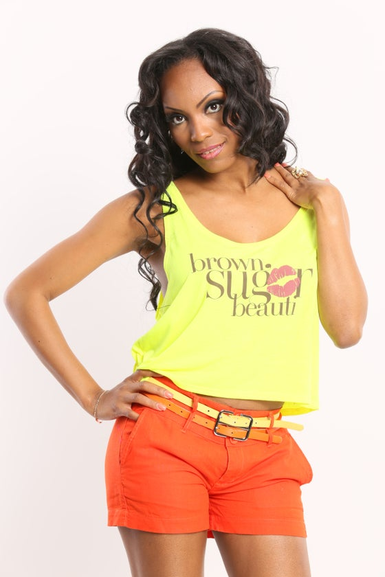 Image of Lemonade Cropped Tank