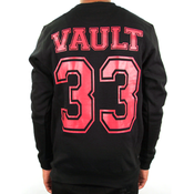 Image of Varsity Panther Crew (Blk/Red)