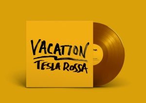 """Image of VACATION 7"""" Clear Gold Vinyl *Limited Edition Early Recording*"""