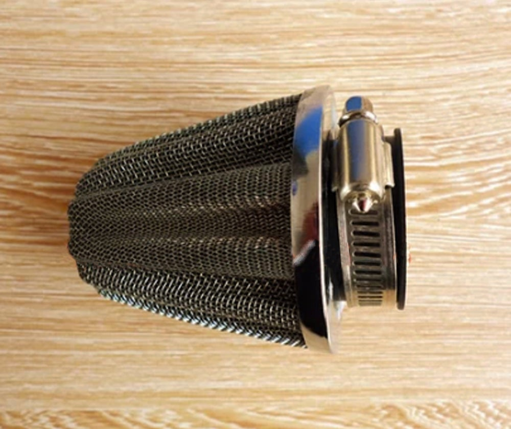 Image of Cafe Racer Power Air Filter for Honda CG125 36mm To 38mm