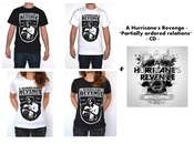 """Image of Shirt + AHR - """"Partially ordered relations"""" (CD)"""