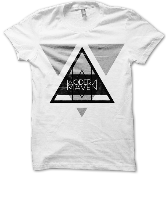 "Image of Modern Day Maven ""Courage"" Tee (White)"