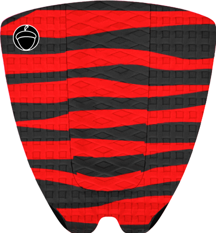 Image of TAILPAD ZEBRA RED