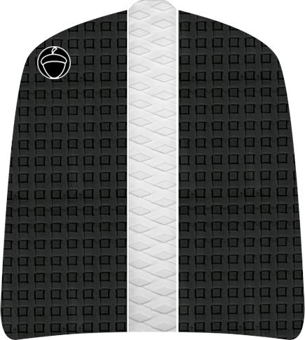 Image of FRONTPAD BLACK/WHITE