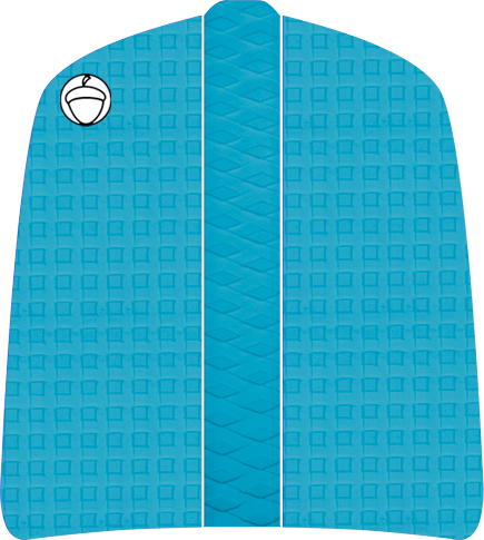 Image of FRONTPAD LIGHT BLUE