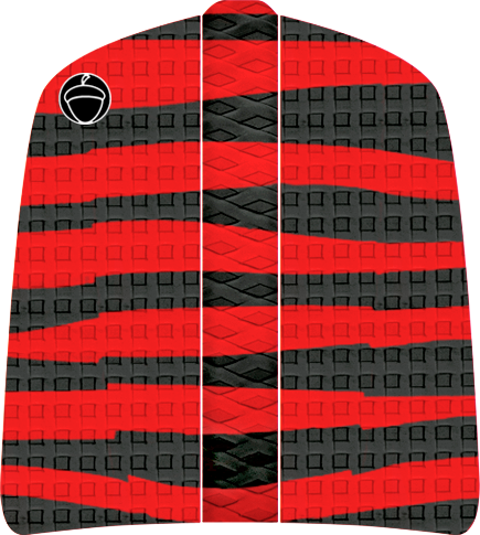 Image of FRONTPAD ZEBRA RED