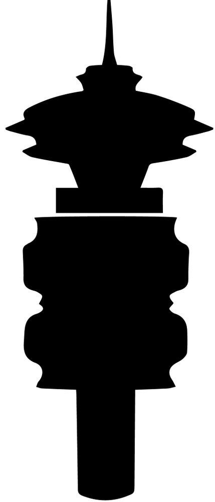 Image of Bagged Needle Sticker
