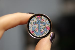 Image of Floral Anchor Plugs