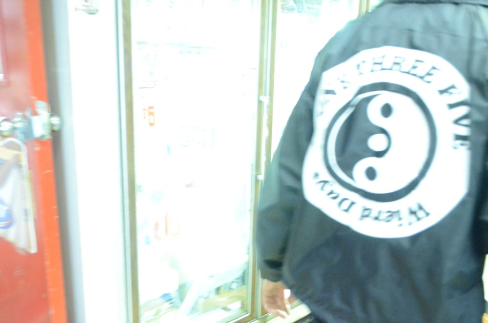 Image of WIERD DAYS COACH JACKET