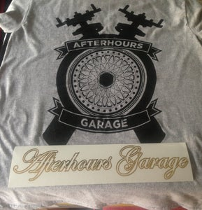 Image of Afterhours garage shirt