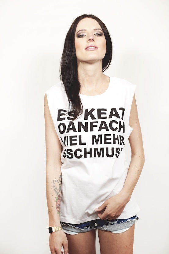 Image of NOWHERE - Schmuse Tanktop