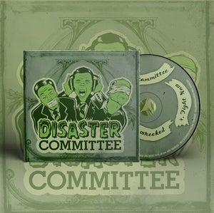 Image of Disaster Committee EP