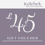 Image of Kelebek £45 Gift Voucher