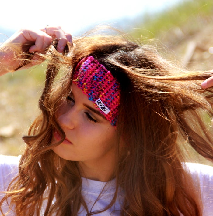 Image of Crocheted HeadBand