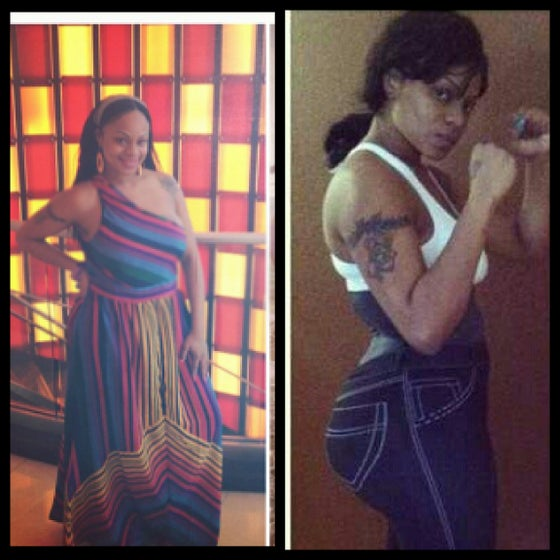 "Image of Before/After: (Waist Training) ""Diamond"""