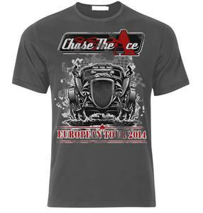 Image of Official European Tour 2014 Tshirt