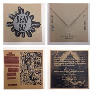 Image of Vaz/DEAD Split 7""
