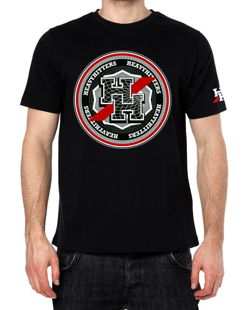 Image of Heavy Hitters Logo T-Shirt