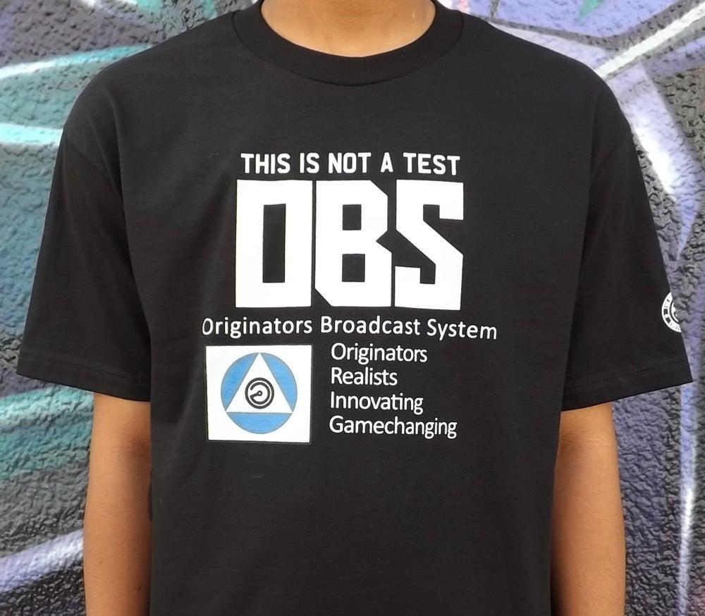 Image of OG BROADCAST (BLACK)