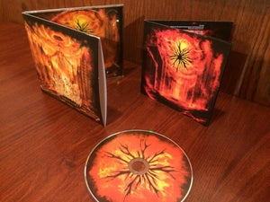 "Image of ""Storm of Flames"" THE DEBUT CD"