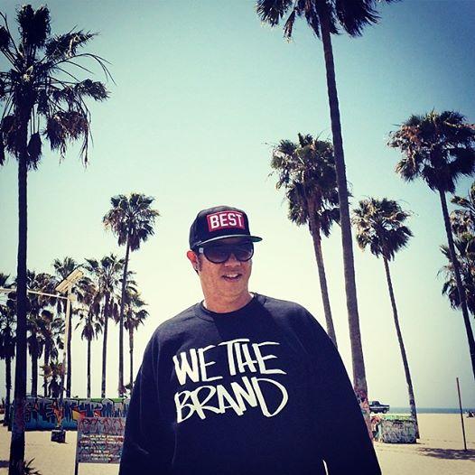 Image of We The Brand CREWNECK Sweatshirt (BLACK)
