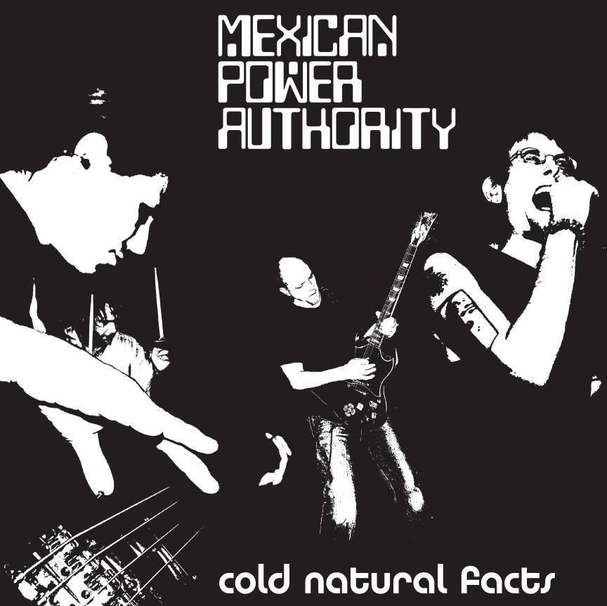 "Image of MEXICAN POWER AUTHORITY ""Cold Natural Facts"" (2010-14) LP"