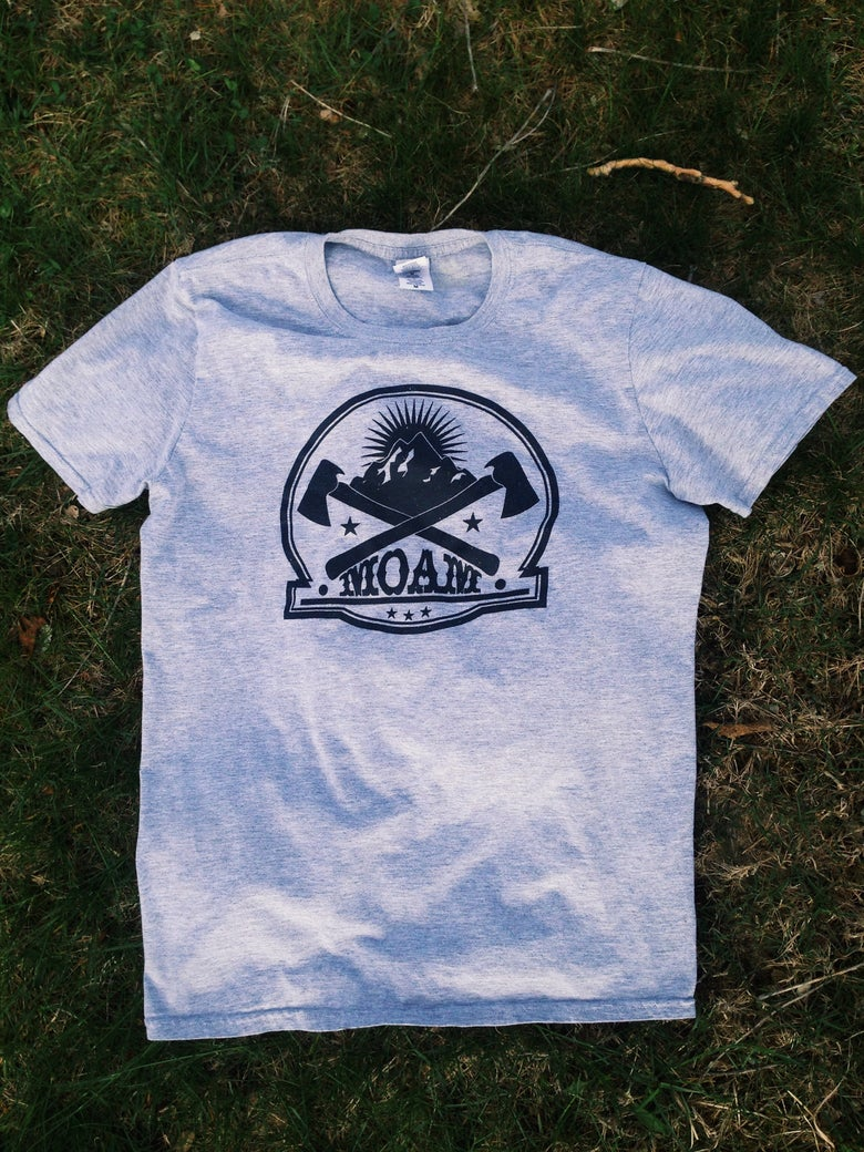 Image of MOAM T-shirt