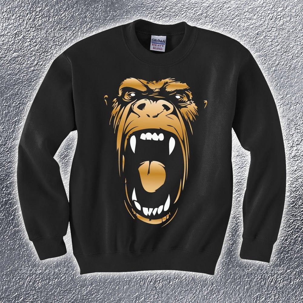 Image of Real Rap Gorilla Sweatshirt