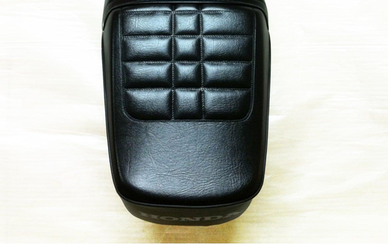 Honda Cg125 Black Front Amp Rear Seat Assy 1994 Present