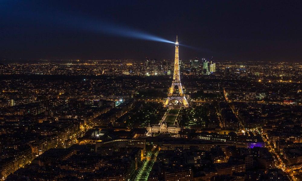 Image of Paris By Night