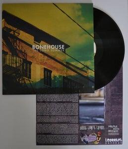 Image of BONEHOUSE the long summer LP