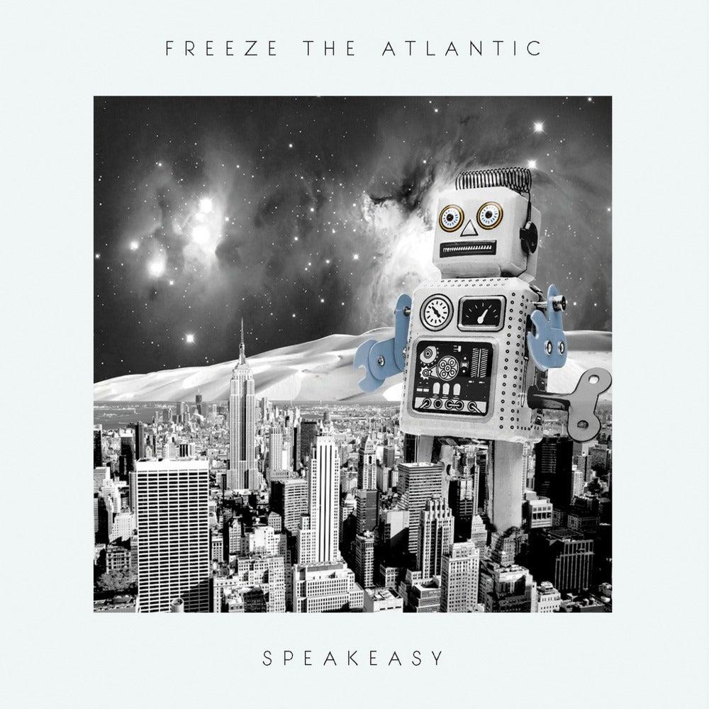 Image of Speakeasy (2012) - CD