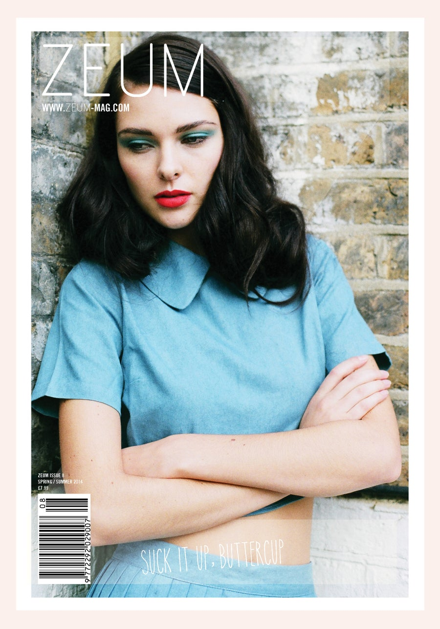 Image of Zeum Magazine Issue 8 (DIGITAL DOWNLOAD)