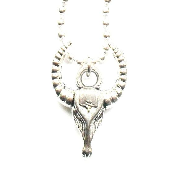 Image of Kool Jewels Vintage Rams Horn Necklace