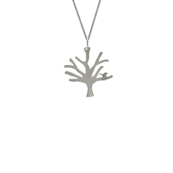 Image of Tree Necklace Bird Medium