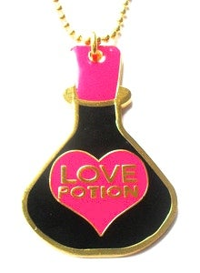 Image of Kool Jewles Love Potion Necklace