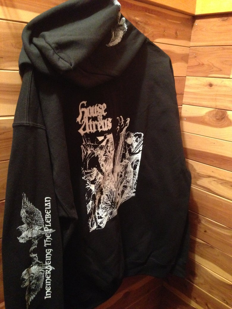 Image of Into The Brazen Bull Zip Hood