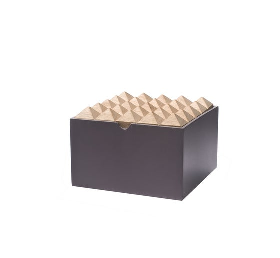 Image of Pyramid Box M grey ex.VAT