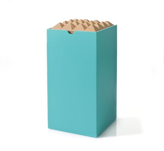Image of Pyramid Box L Turquise ex.VAT