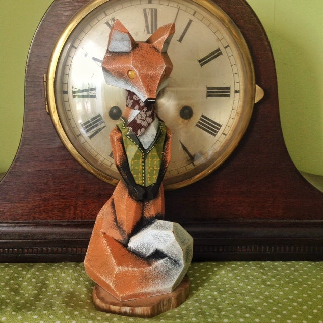 Image of Clissold The Fox *SOLD OUT* 1st Run Pre-order edition of 5