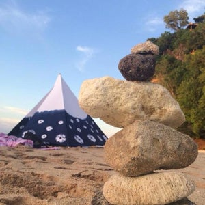 Image of Jillyfish BeachTipi
