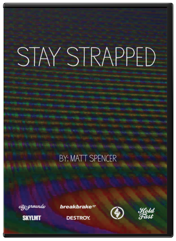 Image of Stay Strapped DVD **SALE**